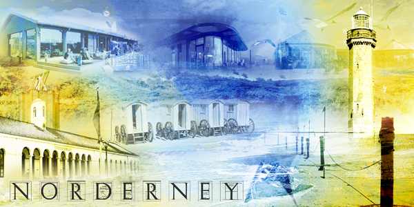 Norderney Collage quer