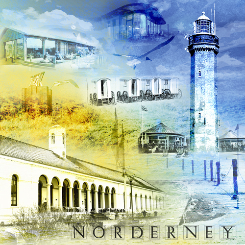 Norderney Collage