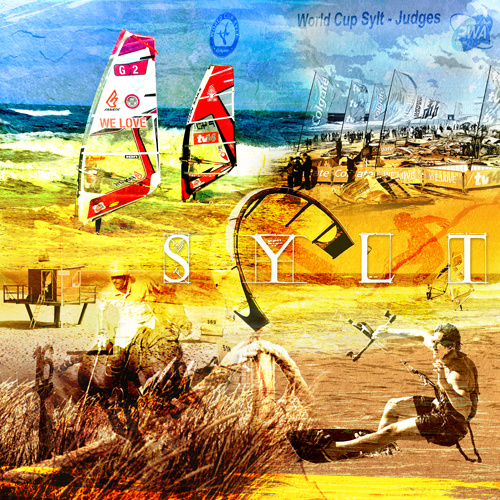 Sylt Collage