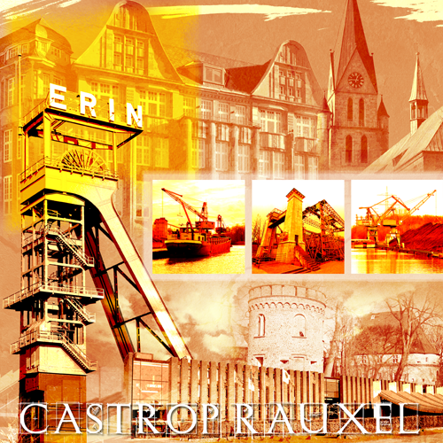 Castrop-Rauxel Collage