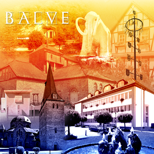 Balve Collage regenbogen